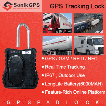 GPS Tracking Lock